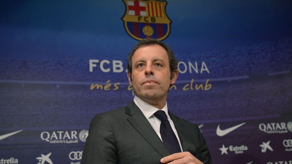 Sandro Rosell, expresidente del Barça, es detenido por blanqueo de capitales