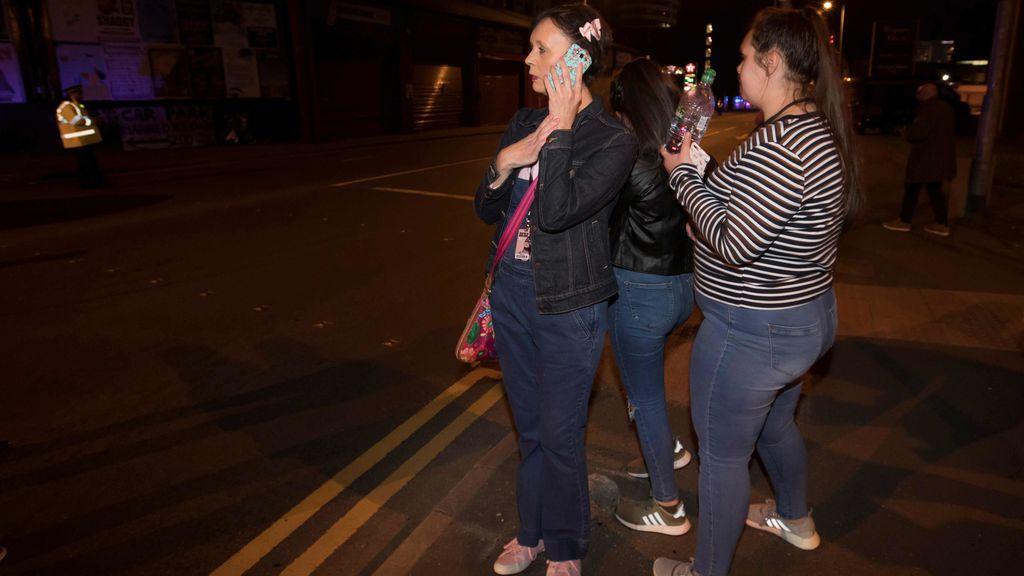 """Testigos del atentado: """"Era como una escena de una película de terror"""""""