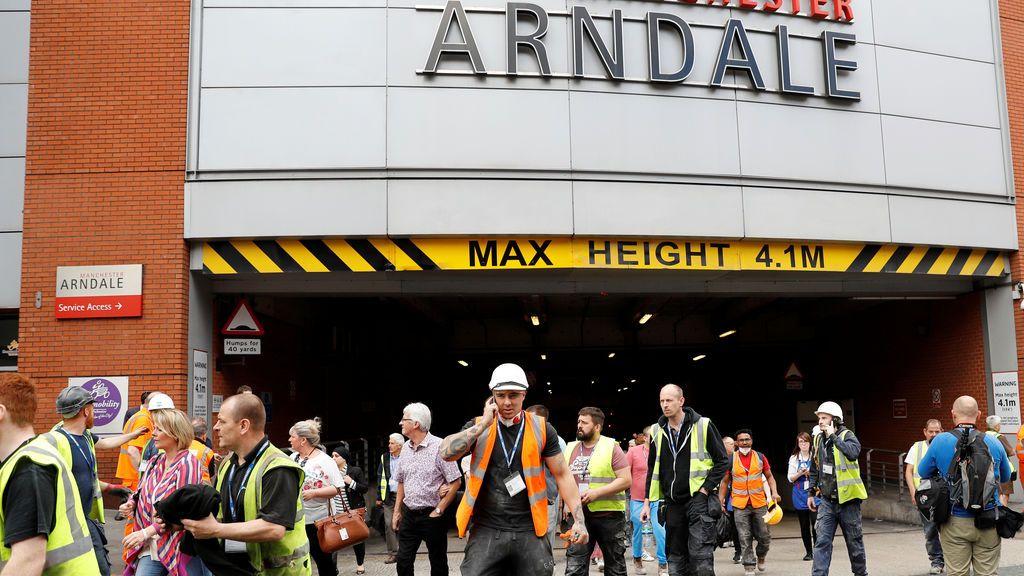 Evacuado en Manchester el centro comercial Arndale