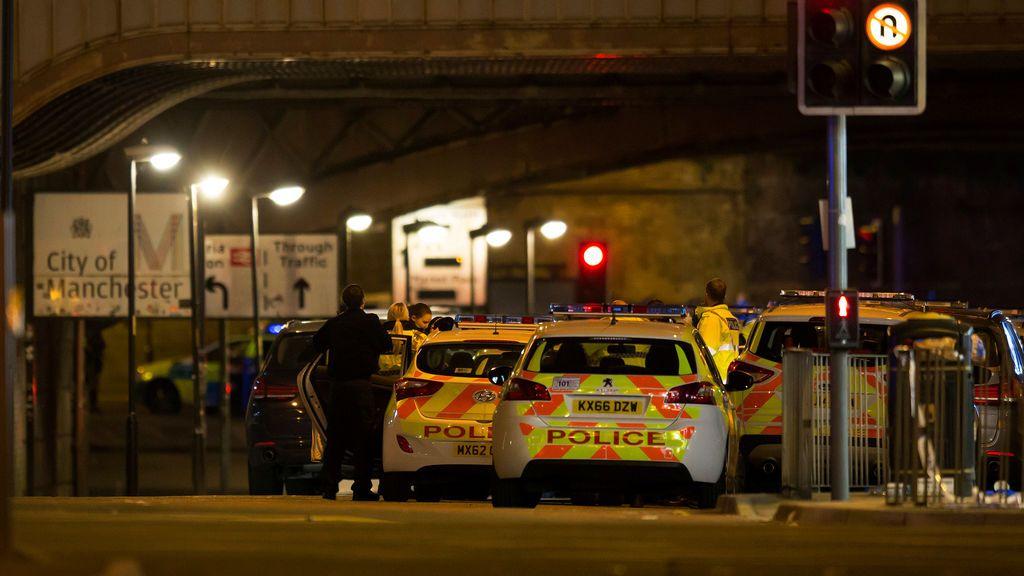 El deporte también llora a las víctimas de la barbarie terrorista en el atentado de Manchester