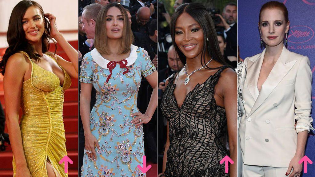 Aciertos y errores en la fiesta del 70 aniversario de Cannes