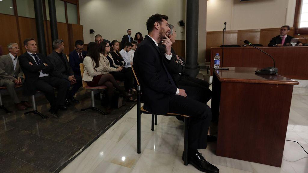 El Supremo confirma 21 meses de cárcel para Messi por fraude fiscal