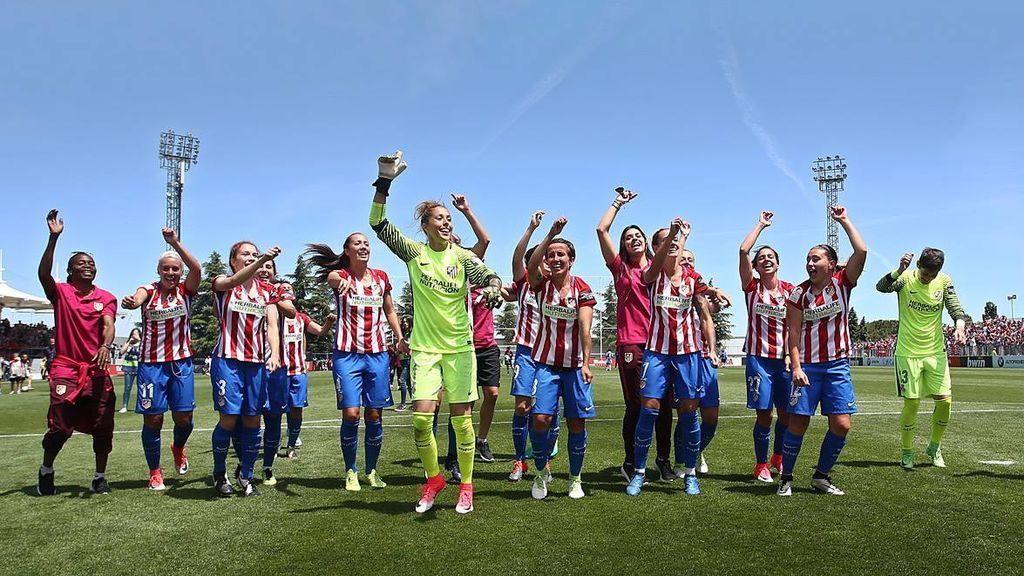 La vergonzosa prima a las Féminas del Atlético por ganar la Liga: 50 euros por cabeza