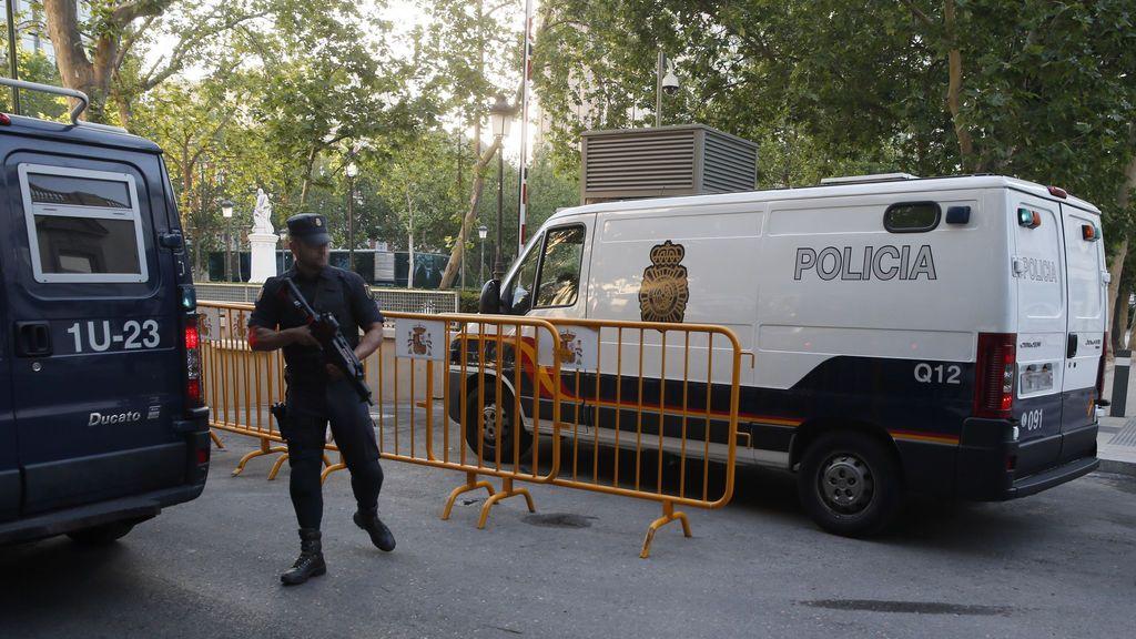 Prisión incondicional para los dos yihadistas detenidos esta semana en Madrid