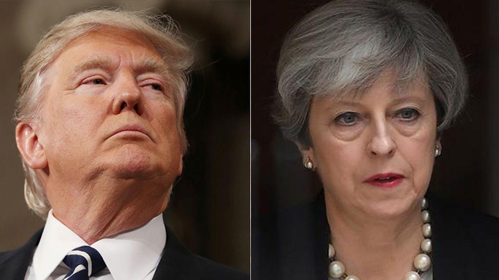 Reino Unido, furioso con EEUU por las filtraciones sobre el atentado en Manchester
