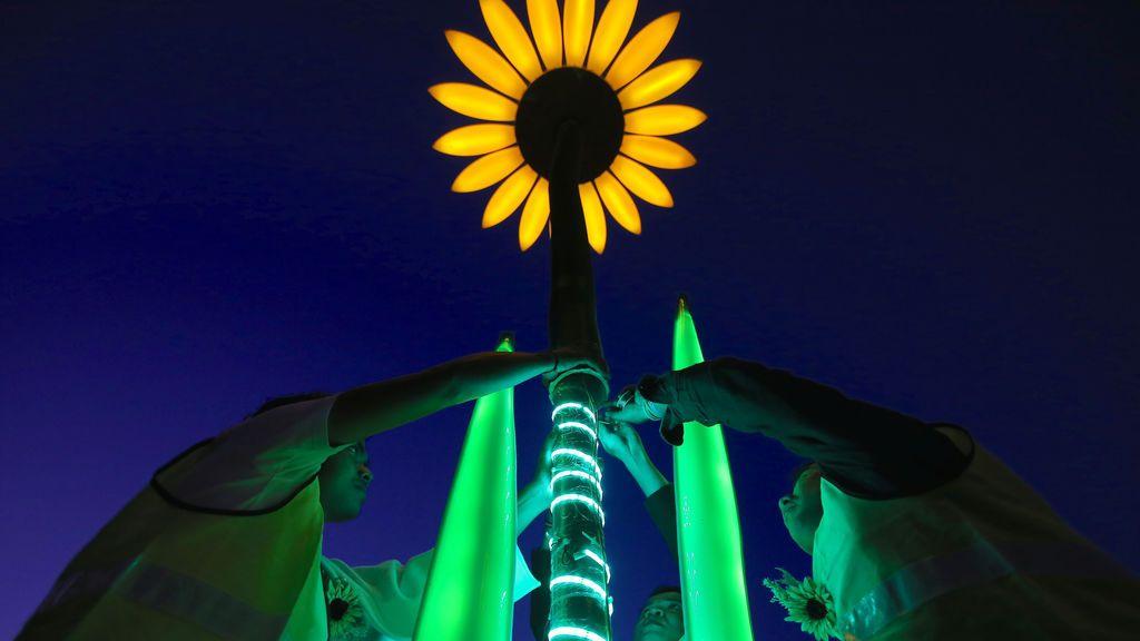 Festival de la luz y el sonido de Sidney