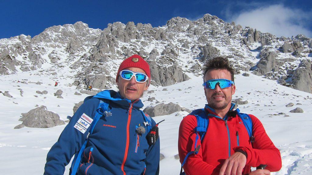 La rivalidad entre asturianos y leoneses, en 'Planeta Calleja' con Fernando Alonso y Jesús Calleja