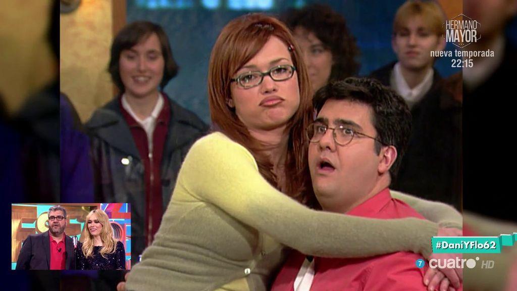 Patricia Conde es Flo y Flo es Patricia Conde en este duelo de doblajes