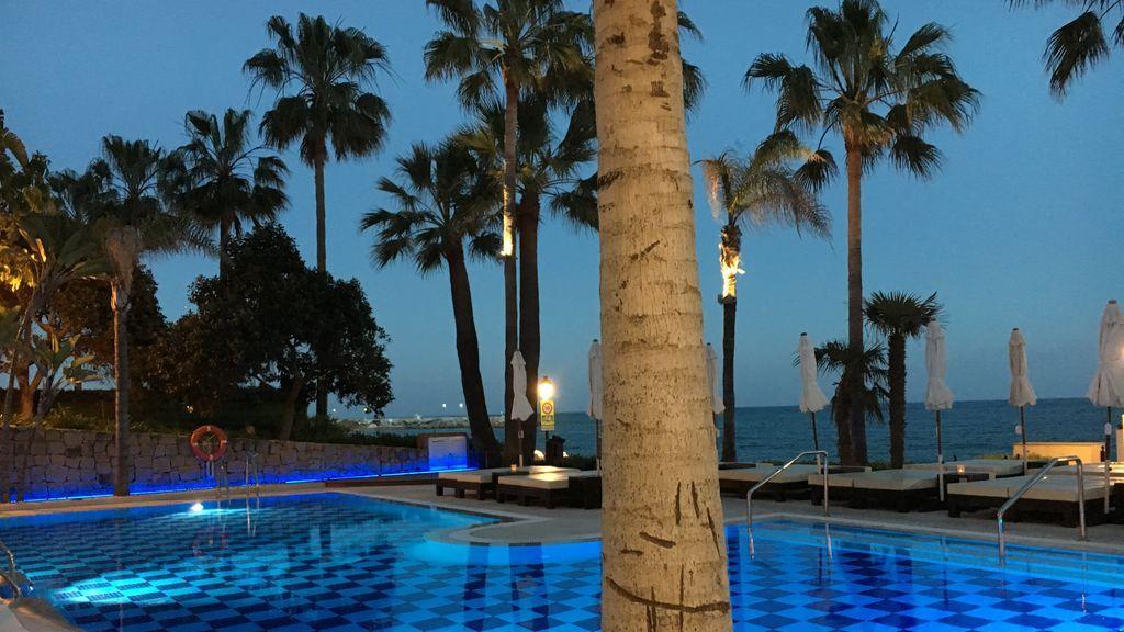 Marbella tiene un color especial...