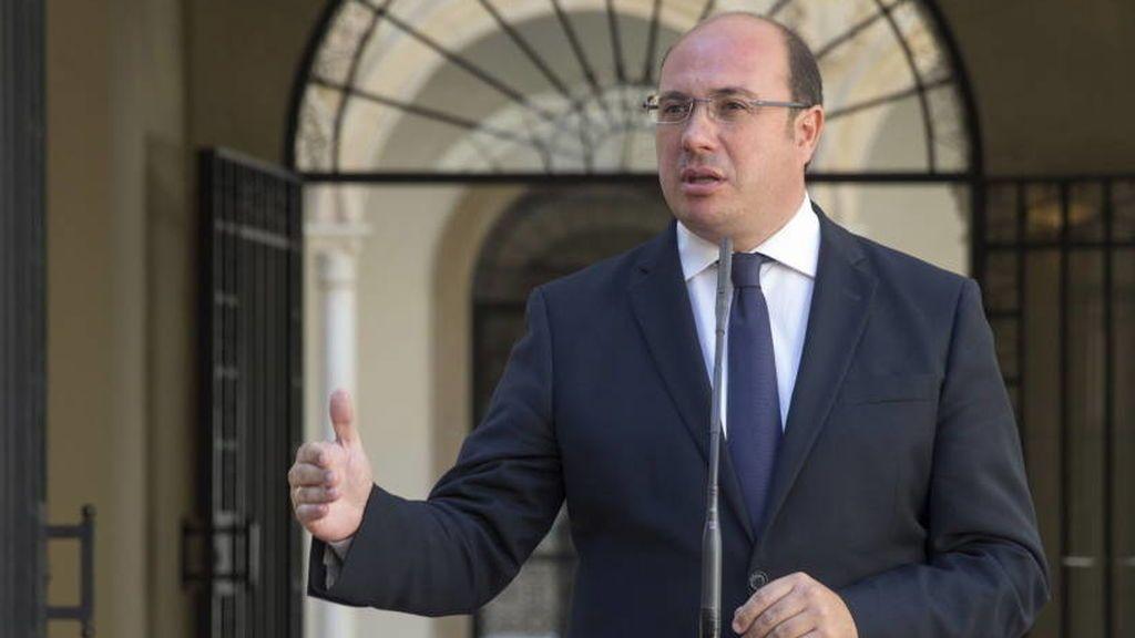 Pedro Antonio Sánchez, citado a declarar como investigado por el caso Púnica
