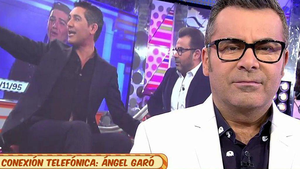 Ángel Garó niega las acusaciones contra él