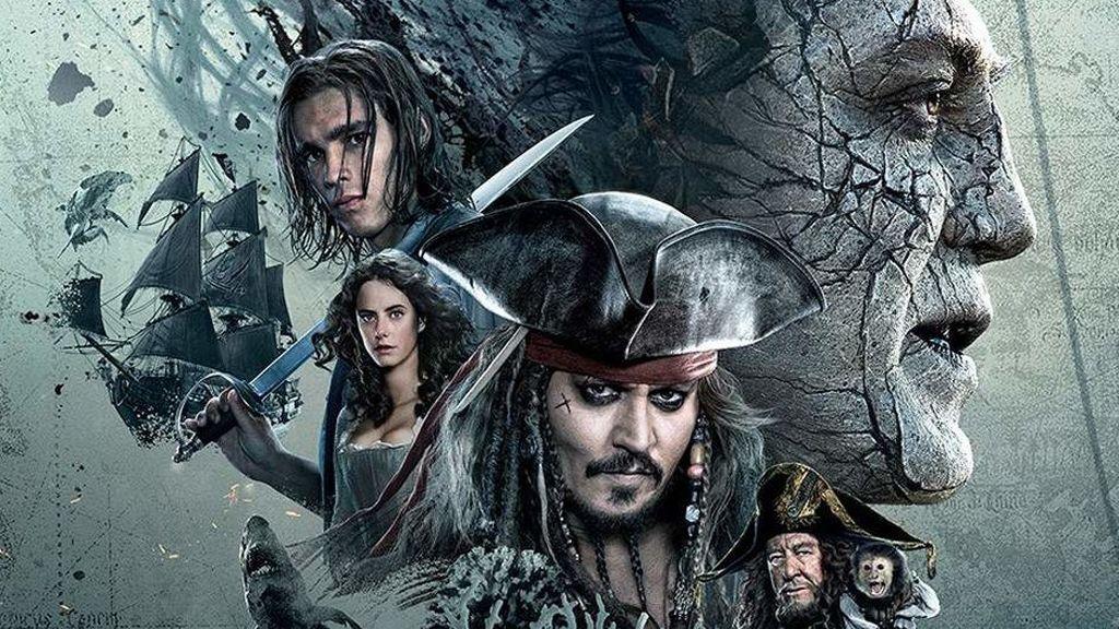 La nueva aventura de Jack Sparrow en 'Piratas del Caribe', ya en los cines