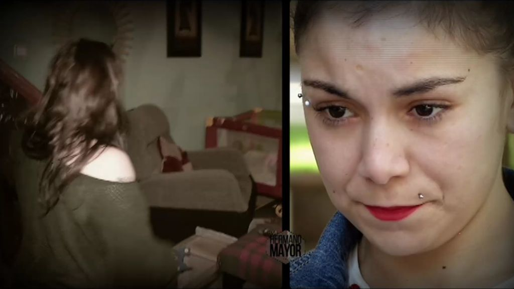 """Amèlie se enfrenta a los vídeos de su comportamiento: """"Páralo. No quiero verlo"""""""