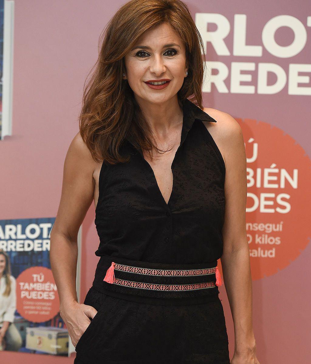 La periodista Gema López, colaboradora de 'Sálvame'