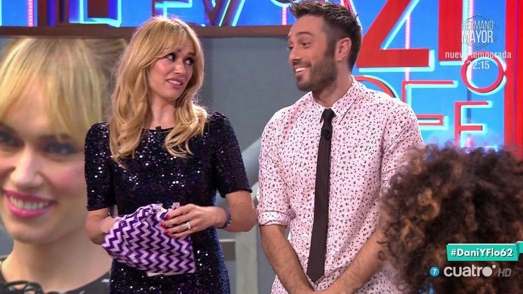 Dani Martínez conquista a Patricia Conde con un regalo de lo más romántico