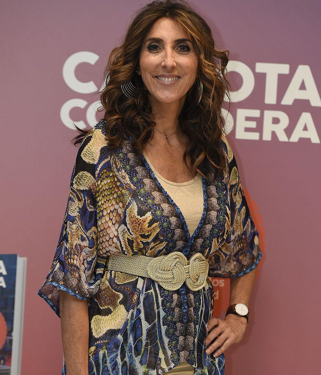 Paz Padilla, presentadora de 'Sálvame'