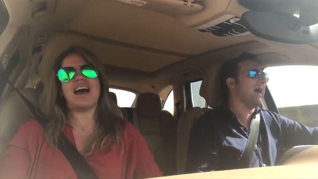 Iker Jiménez y Carmen Porter dan el cante en Twitter con un nuevo vídeo