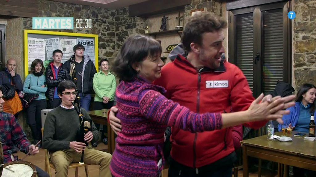#BeMadNatureDay: este martes, Fernando Alonso y material inédito de 'Planeta Calleja'