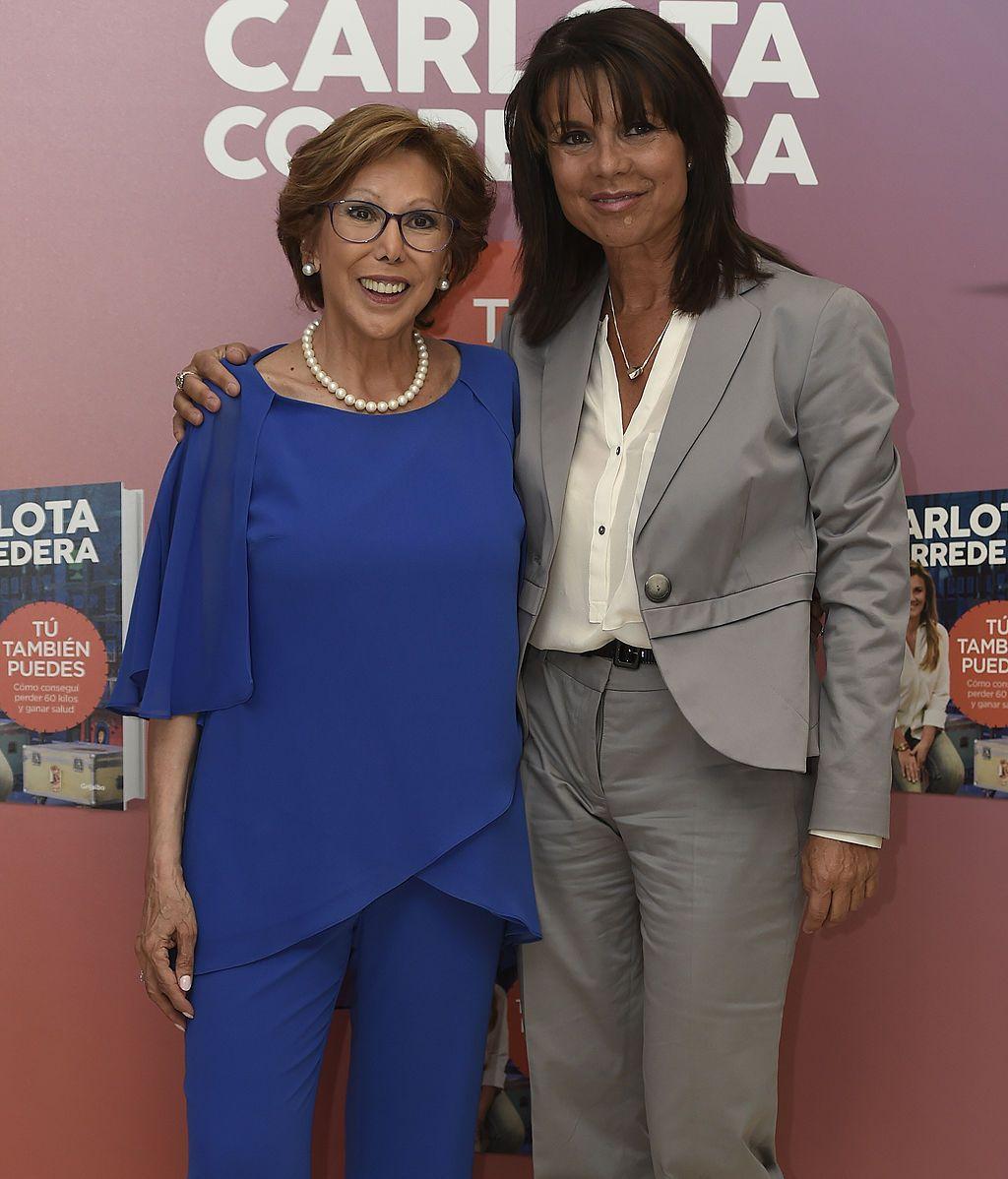 Doctora Saavedra y Doctora Montse Folch