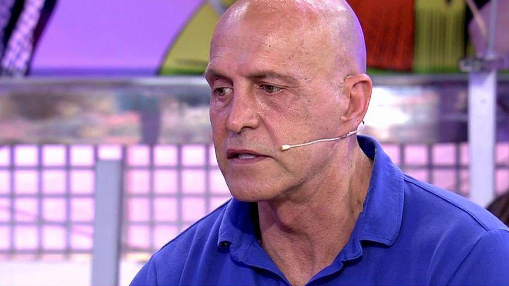 Kiko Matamoros se queja y pide que su hija Laura reciba una llamada en 'Supervivientes'