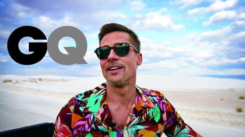 "Brad Pitt: ""Todas mis debilidades nacen de mi arrogancia"""