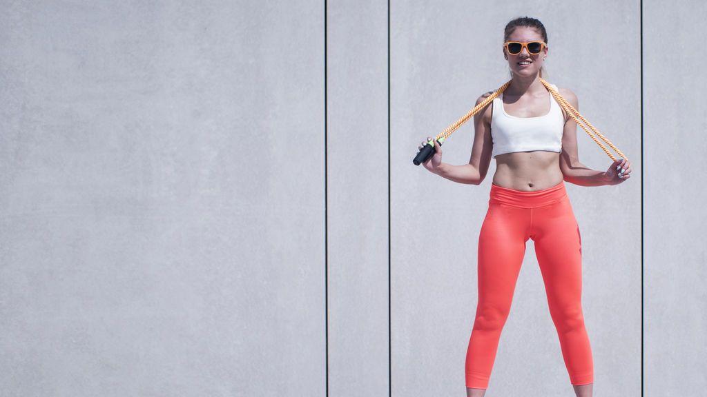 ¿Por qué saltar a la comba es un ejercicio completo?