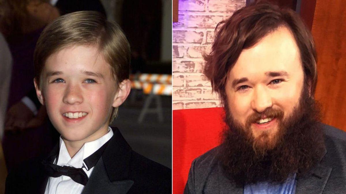 Así ha crecido Haley Joel Osment, el niño de 'El sexto sentido'