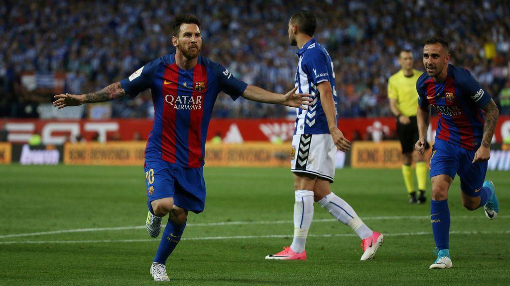 ¡El Barça, campeón! Aumenta su reinado en la Copa ganando la número 29