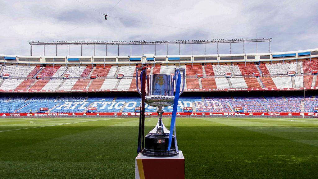 Estos son los onces con los que Barça y Alavés jugarán la final de la Copa del Rey