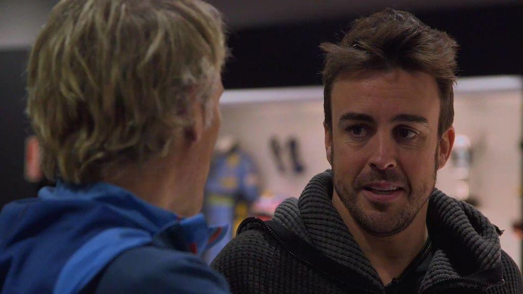 ¡Pelos de punta! ¿Cómo se sintió Fernando Alonso después de coronarse como campeón del mundo?
