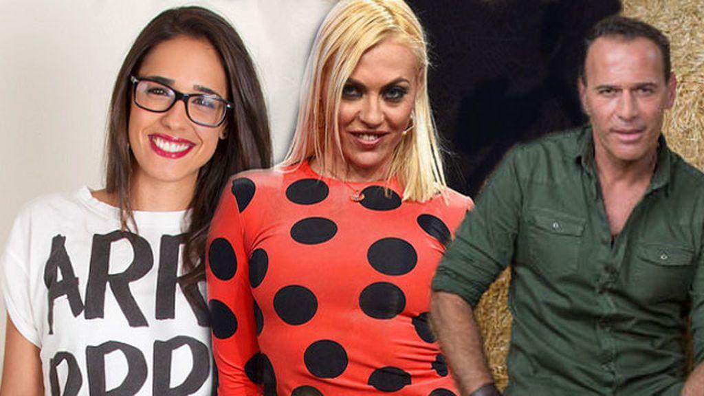 Daniela Blume, Lucía Parreño y otros ex concursantes de 'GH' han sabido sacarse las castañas del fuego