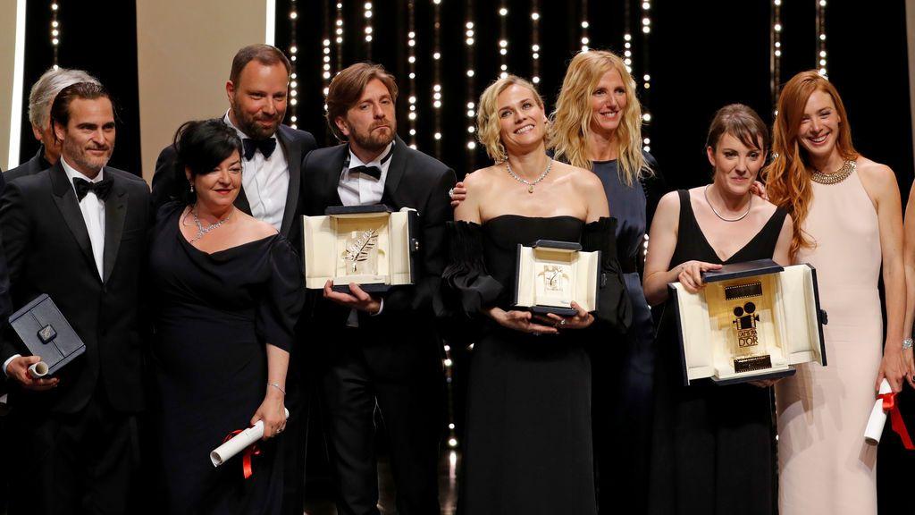 Palma de Oro en Cannes para la película sueca 'The Square'