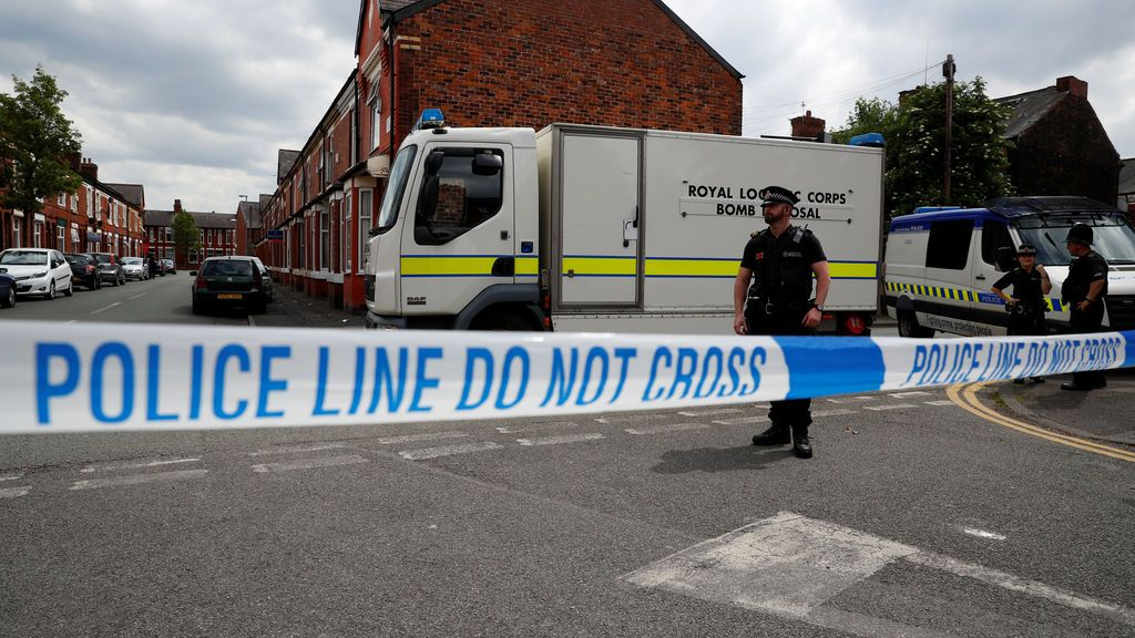 Detenido un joven de 19 años por su presunta relación con el atentado del Manchester Arena