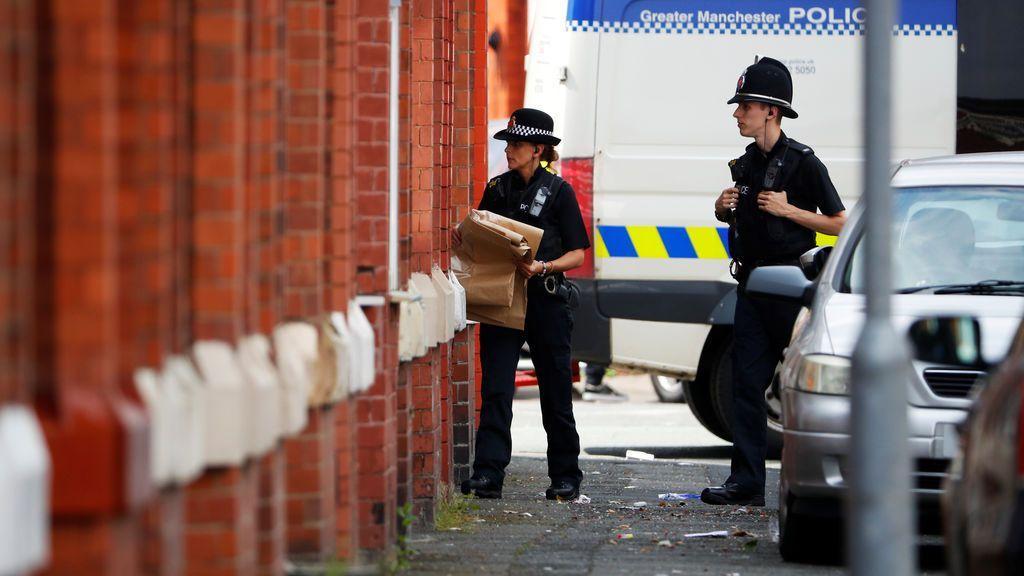 Un nuevo arresto eleva a 12 los detenidos por el atentado de Manchester