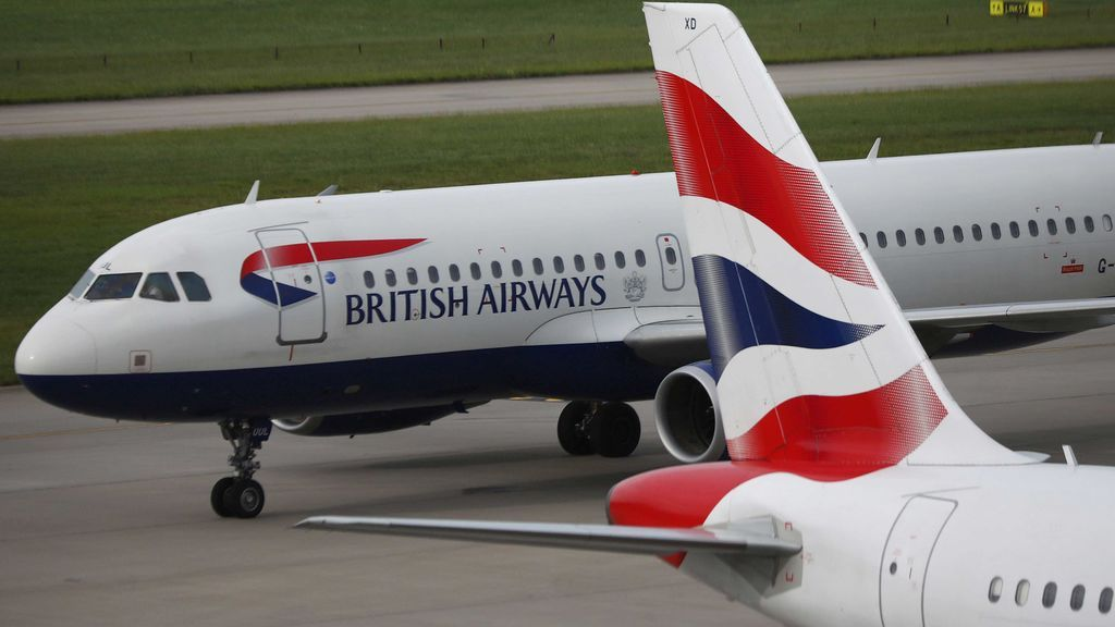 British Airways reanuda parte de sus vuelos en Heathrow mientras reestablece sus sistemas