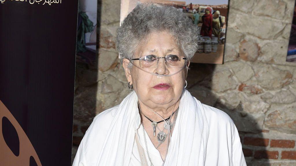 Pilar Bardem, aparece en un acto público pese a su delicado estado de salud