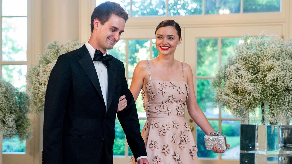 Siete detalles de la boda súper secreta de Miranda Kerr y Evan Spiegel