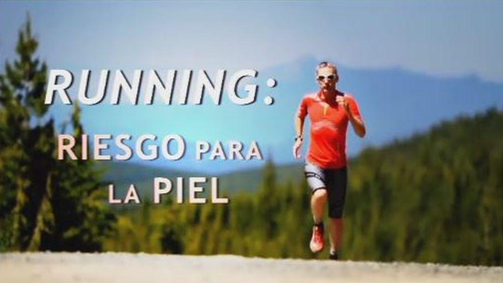 Los runners al sol