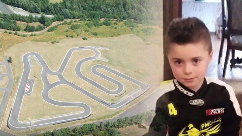 ¡Tragedia en Italia! Muere Alessio Aseglio con solo ocho años mientras entrenaba con su minimoto