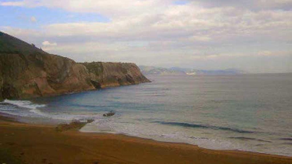 Las playas vascas de 'Juegos de Tronos'
