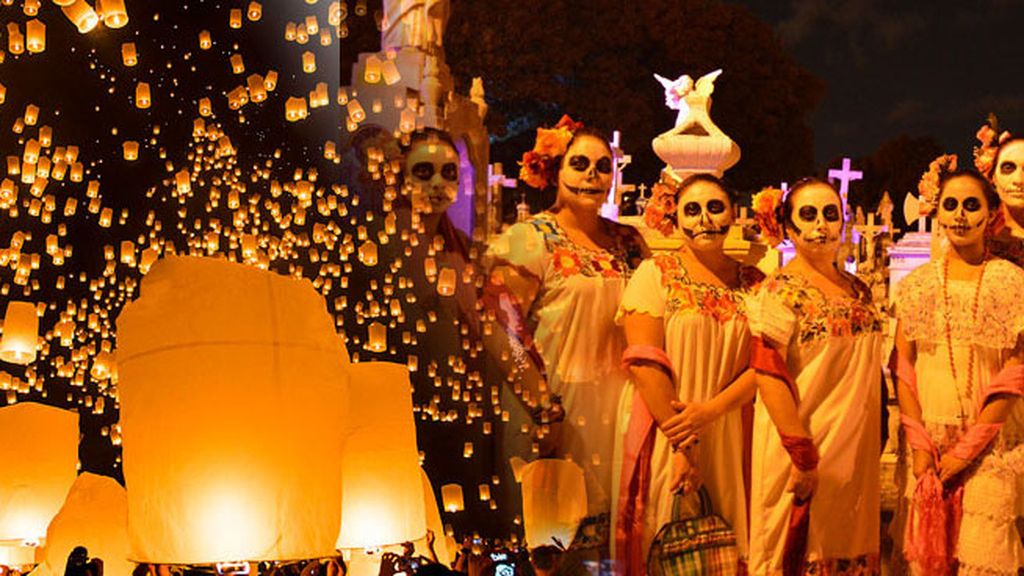 En India, México o Londres: te enseñamos sus fiestas más peculiares de esta estación