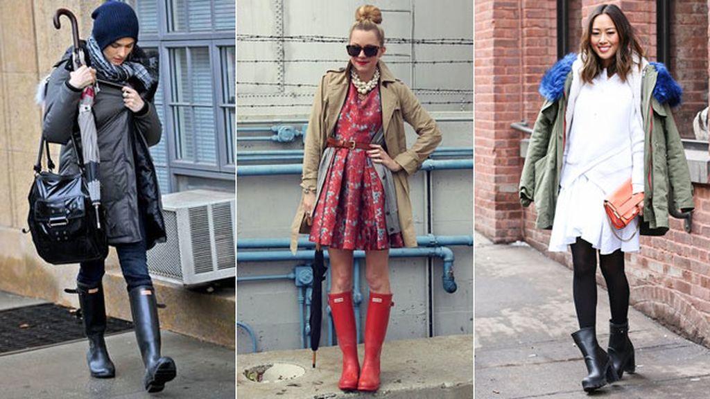 Moda y Lluvia
