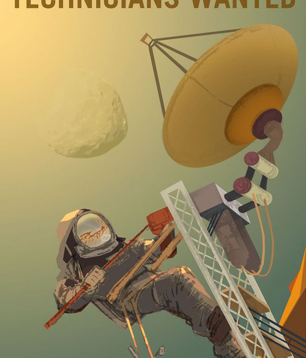"""""""Te necesitamos"""" para explorar Marte"""
