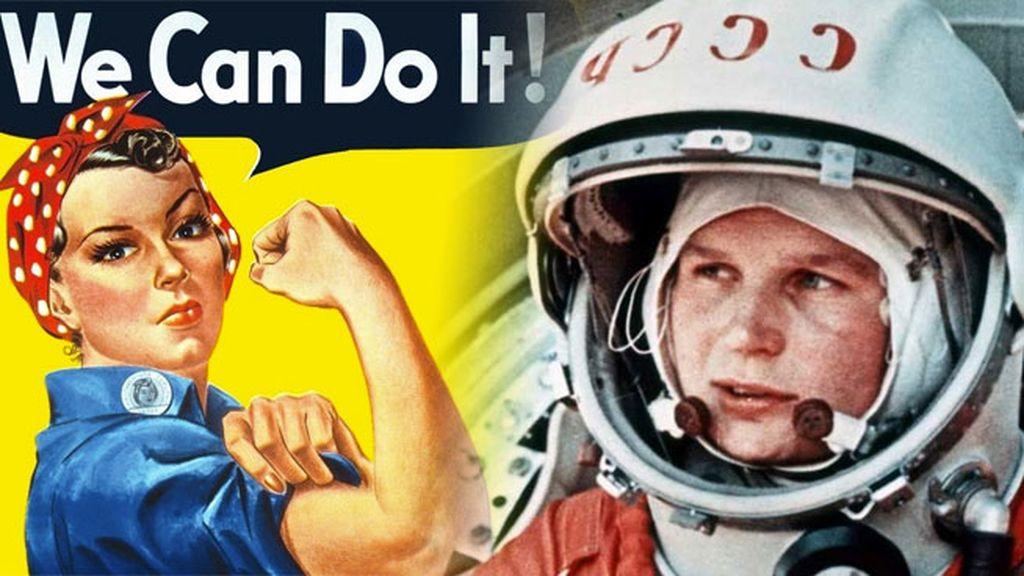 Meteorólogas, mujeres del tiempo y cosmonautas que han hecho historia
