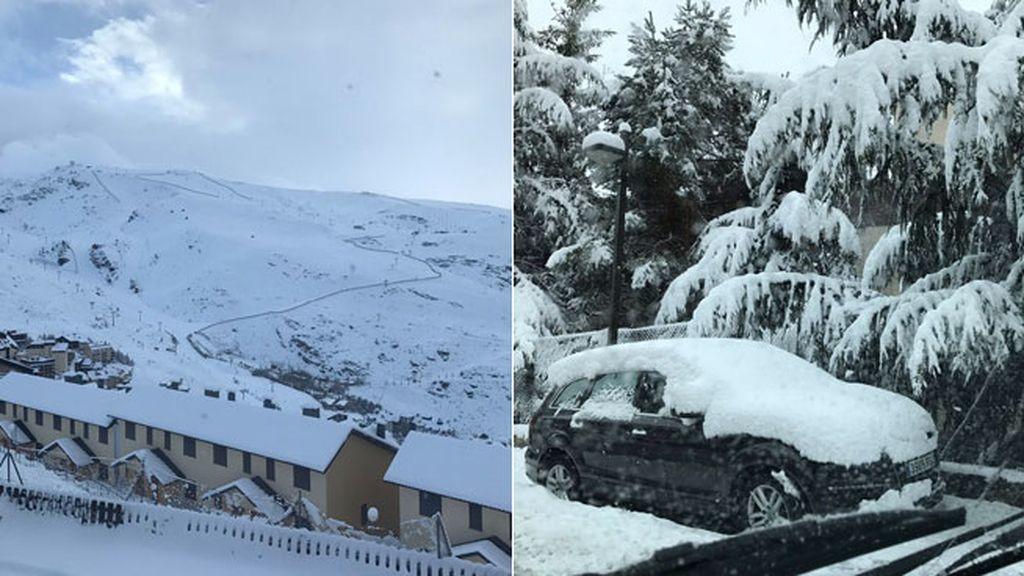 Sierra Nevada en Granada