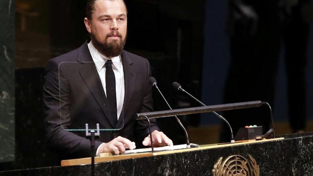 DiCaprio, uno de los más activos