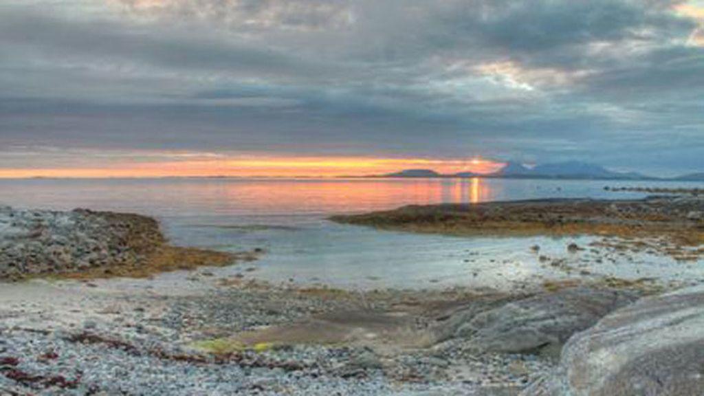 Las corrientes de agua más violentas están en el Estrecho de Saltstraumen (Noruega)
