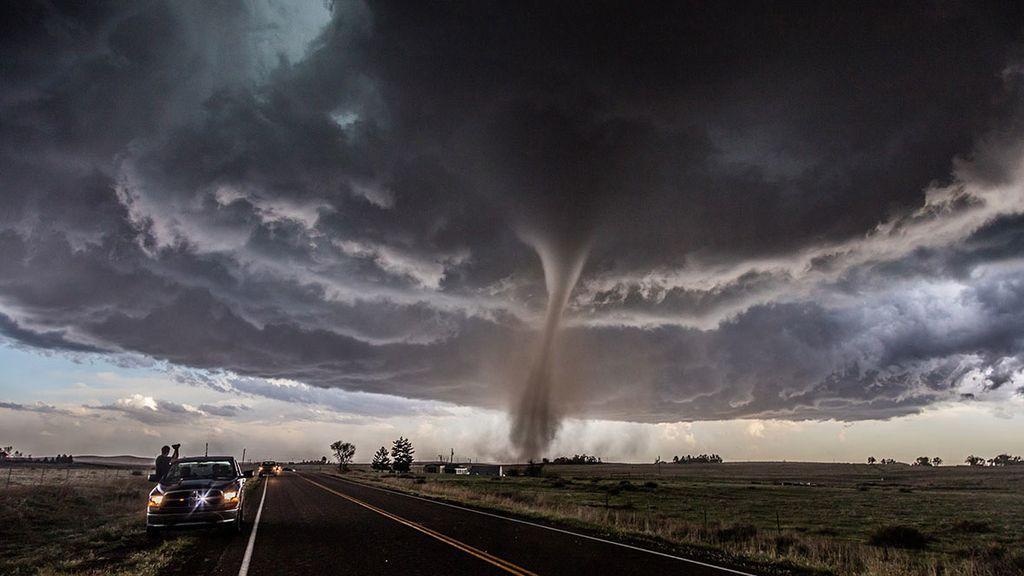 La fotografía del año: El espectáculo del tornado, en Colorado (EE UU)