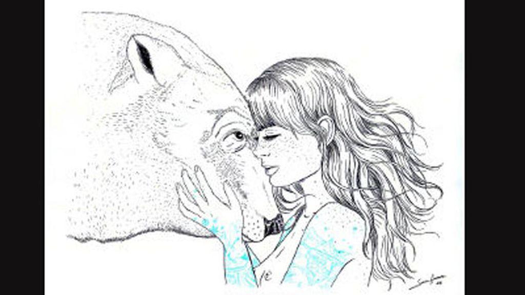 Sara Herranz intenta reconciliar al hombre con el resto de la naturaleza