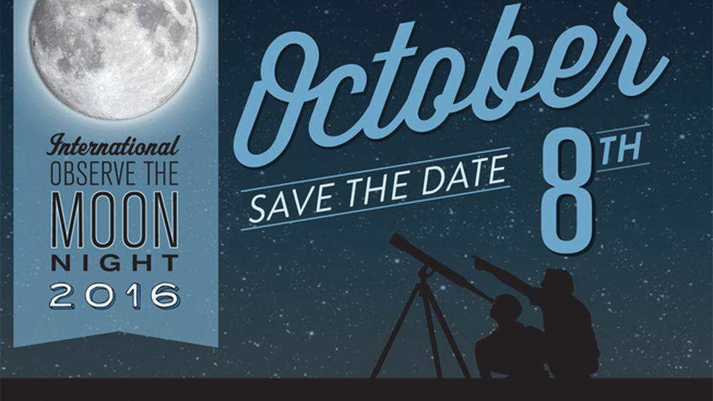 Noche Observación Lunar